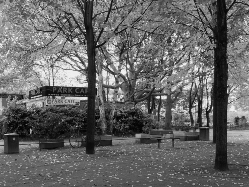Park Café im Walter-Möller-Park HausDrei Altona Altona-Altstadt Park Café altonaSTORY