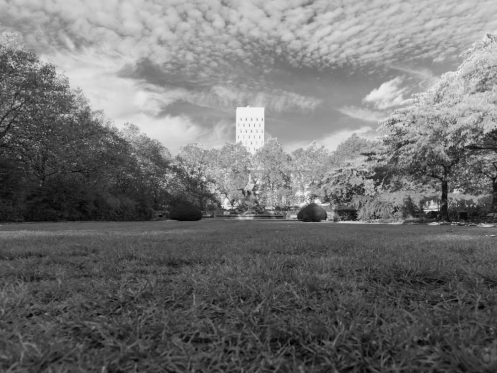 Platz der Republik HausDrei Altona Altona-Altstadt Park altonaSTORY